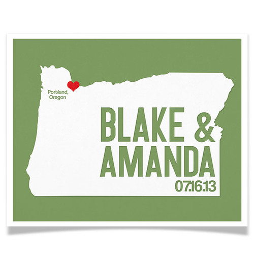 Oregon Wedding