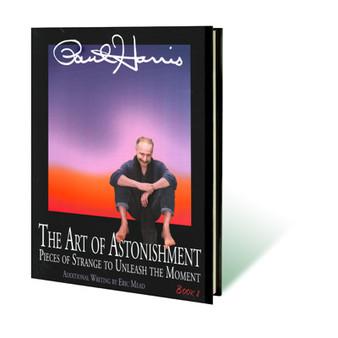 Art of Astonishment Volume 2 by Paul Harris - Book