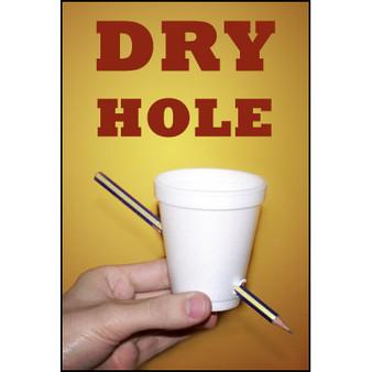 Dry Hole by Bazar de Magia - Trick
