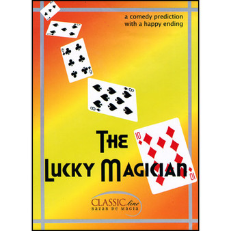 The Lucky Magician by Bazar de Magia - Trick