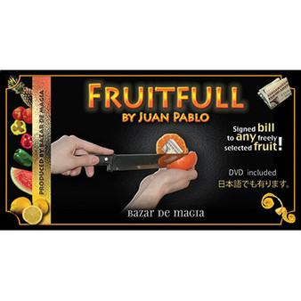 Fruitfull by Juan Pablo - DVD