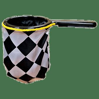 Change Bag Diamond (Black/White) by Bazar de Magia - Trick