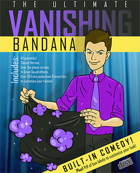 The Ultimate Vanishing Bandana - Trick