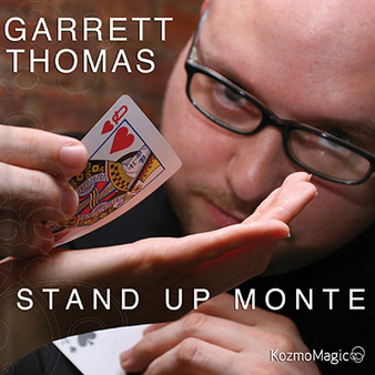 Stand Up Monte (DVD & Gimmick)