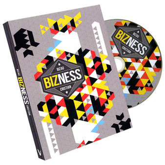 Bizness by Bizau and Vanishing Inc. - DVD