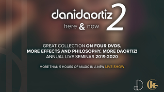 Here and Now 2 (4 DVD Set by Dani DaOrtiz)