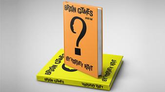 BRAIN GAMES (2 Volume Set) by Harvey Raft - Book