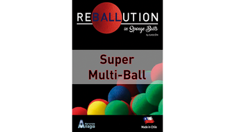 Super Multi Ball (Gimmicks and Online Instructions) by GABRIEL GASCON