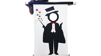 Character Wand (Magician) by JL Magic - Trick