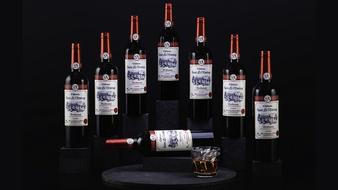 Shiraz Multiplying Wine Bottles by Tora Magic - Trick