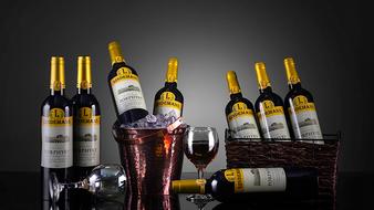 Sunshine Multiplying Wine Bottles by Tora Magic - Trick