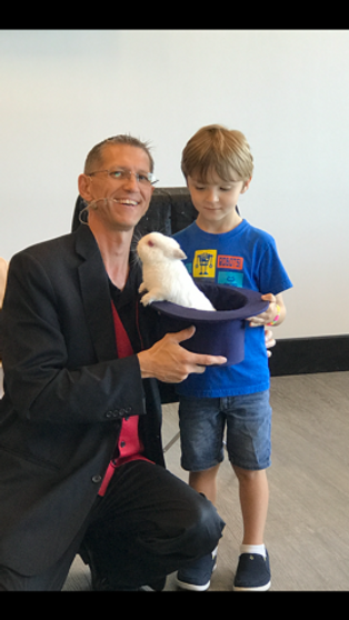 Care & Training of Rabbits:    (Magicians View)
