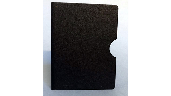 Card Guard (Black/ Plain) by Bazar de Magia