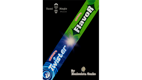 Tumi Magic presents Twister Flavor (Trident) by Snake