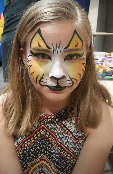 Face Painting At Your Event