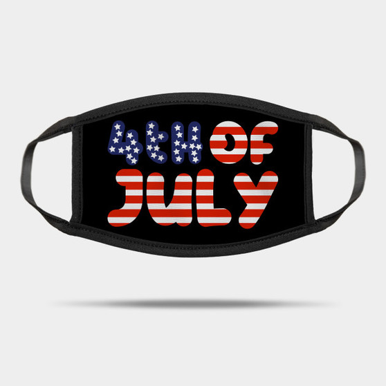 Mask For 4th of July