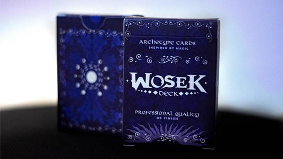 Wosek Deck by Julio Wosek - Trick