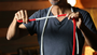 Amazing Acrobatic Knot w/xtra knot Red and White (Gimmicks and Online Instructions) by Daryl - Trick