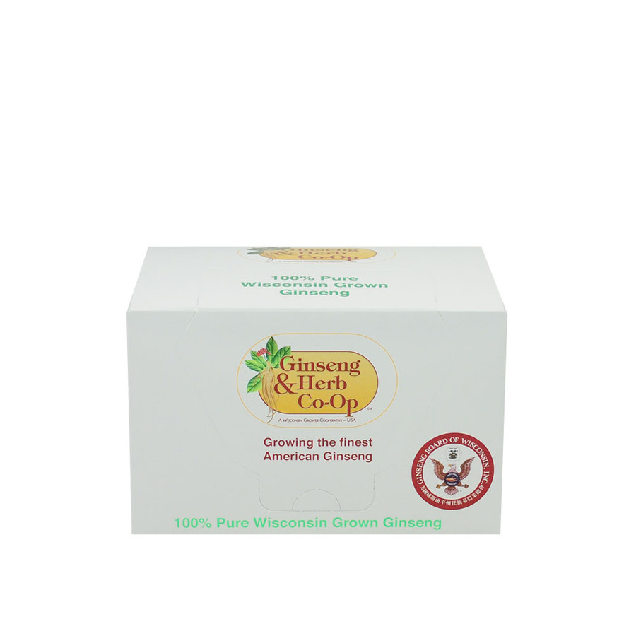 NEW PRODUCT:    K-CUP Ginseng Tea