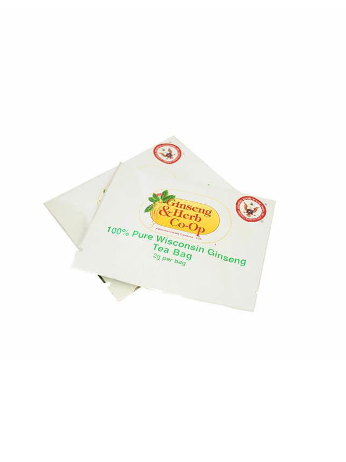 100% Pure Ginseng Tea (Individual Bags)