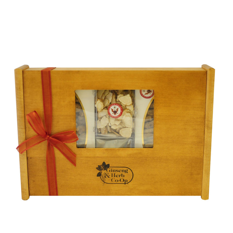 Ginseng Holiday Gift Box