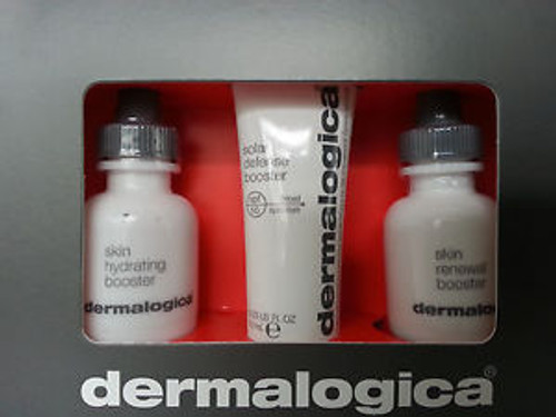Dermalogica Skin Booster Kit (Hydrate, Protect and Renew)