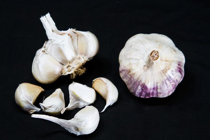 CHET'S ITALIAN RED Organic Garlic Seed