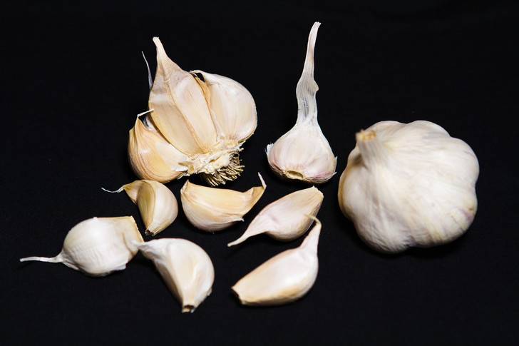CHOPAKA MOUNTAIN Organic Garlic Seed