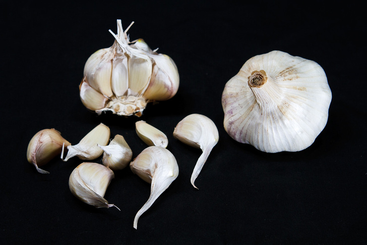INCHELIUM RED Bulk ORGANIC GARLIC SEED