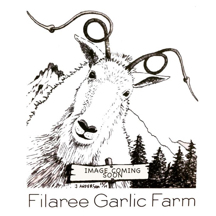 Krandasager Red Organic Garlic Seed