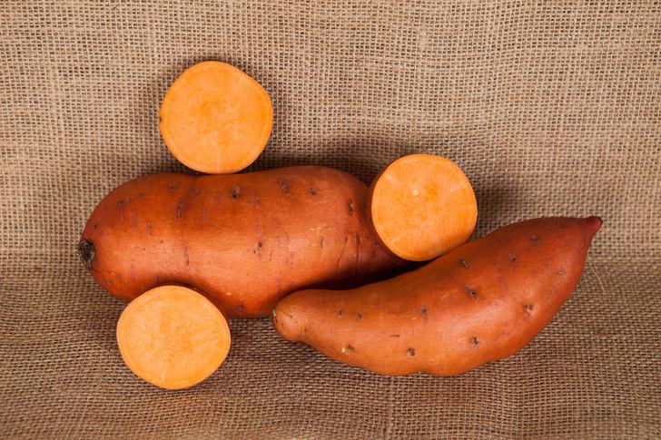 Beauregard Sweet Potato ORGANIC SEED