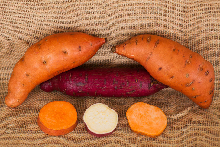 Sweet Potato Collection   Filaree Organic Seed Farm