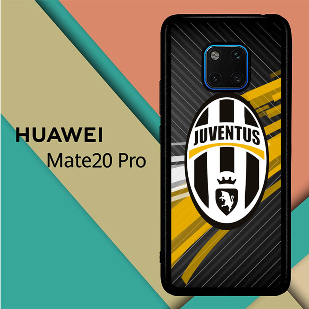 Juventus Background L0050 Huawei Mate 20 Pro Case Flazzy Store