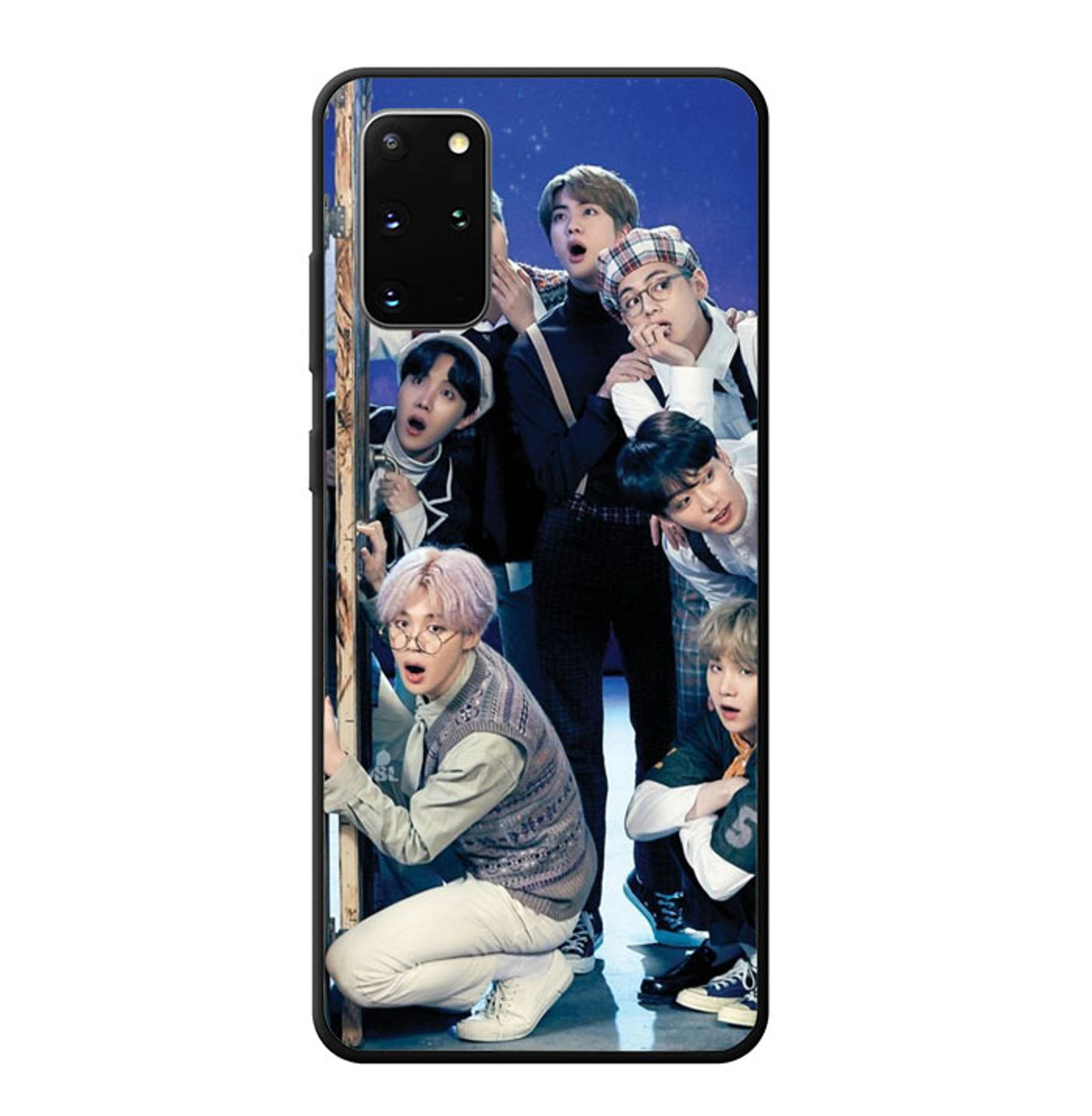 Bts Wallpaper Ff0189 Samsung Galaxy S20 Plus S20 5g Case Flazzy Store