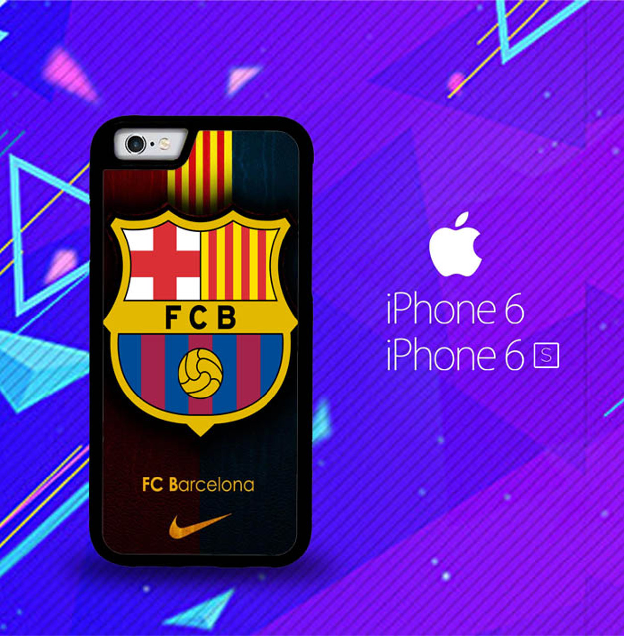 Fc Barcelona Logo Exclusive X3134 Iphone 6 Iphone 6s Case Flazzy Store
