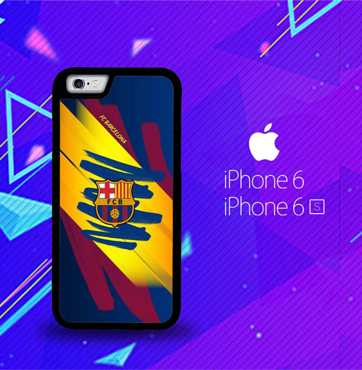 Fc Barcelona Logo X6008 Iphone 6 Iphone 6s Case Flazzy Store