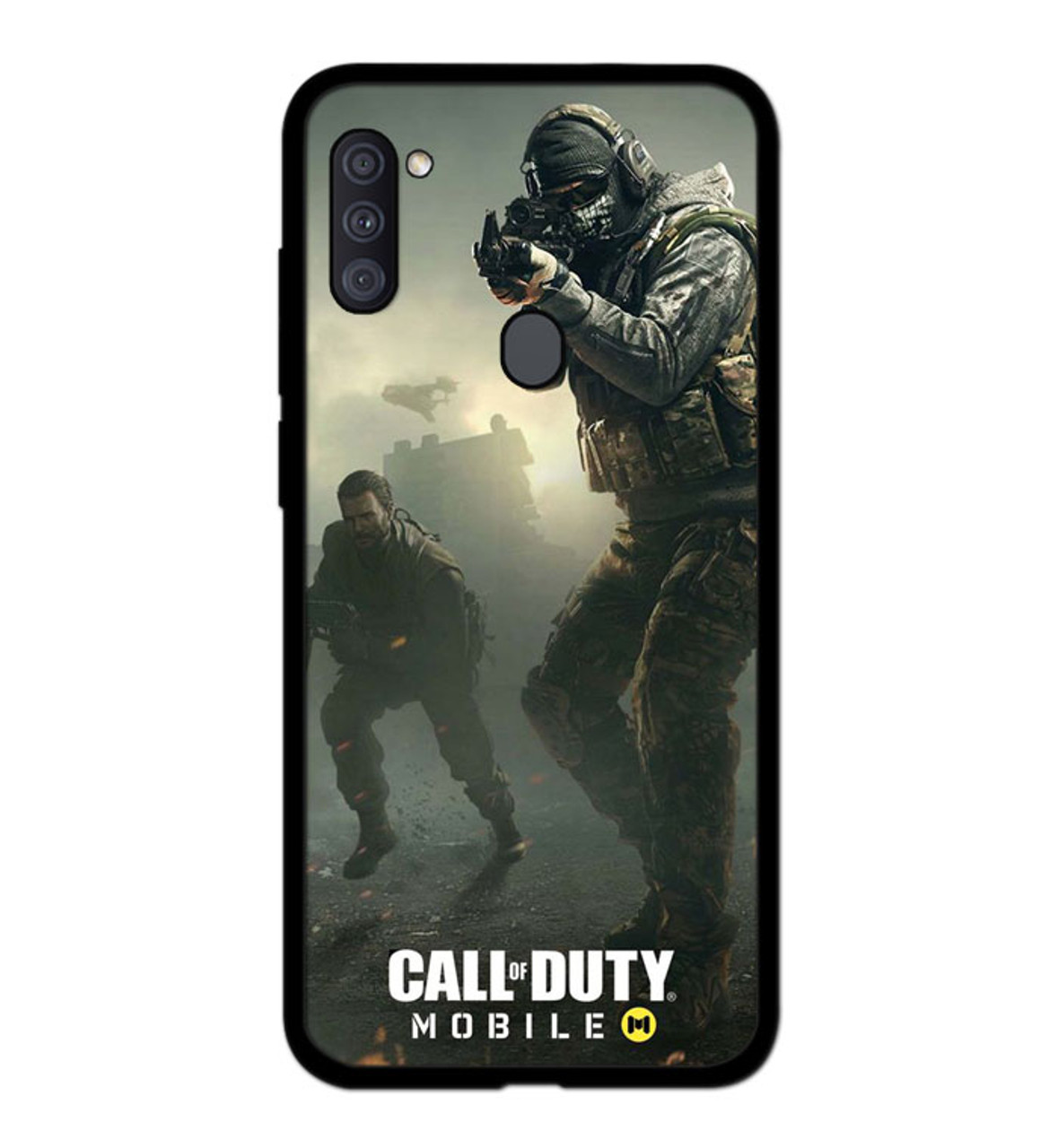 Cod Mobile Wallpaper Q0312 Samsung Galaxy A11 Case Flazzy Store