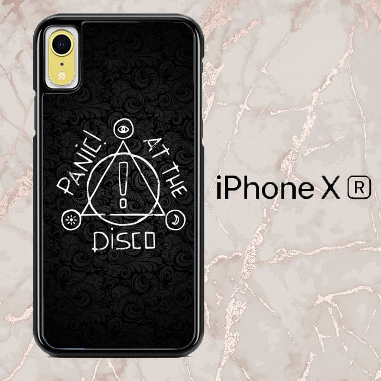 Wallpaper Panic At The Disco Fj0754 Iphone Xr Case Flazzy Store