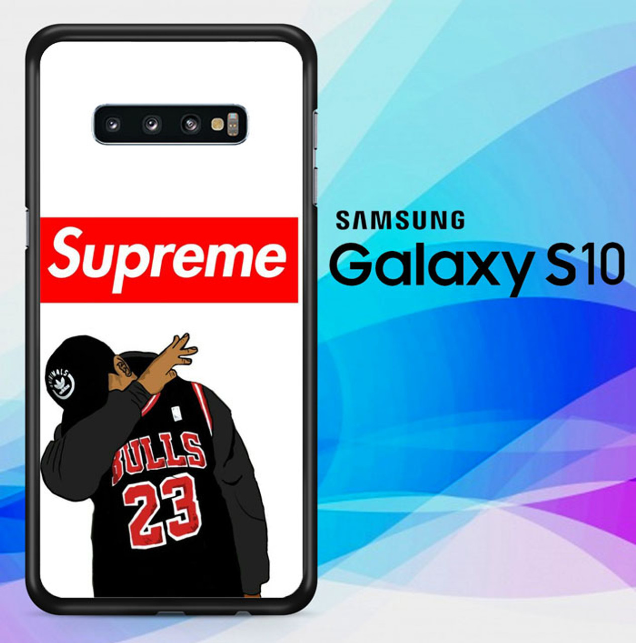 Dope Supreme Wallpaper Q0228 Samsung Galaxy S10 Case Flazzy Store