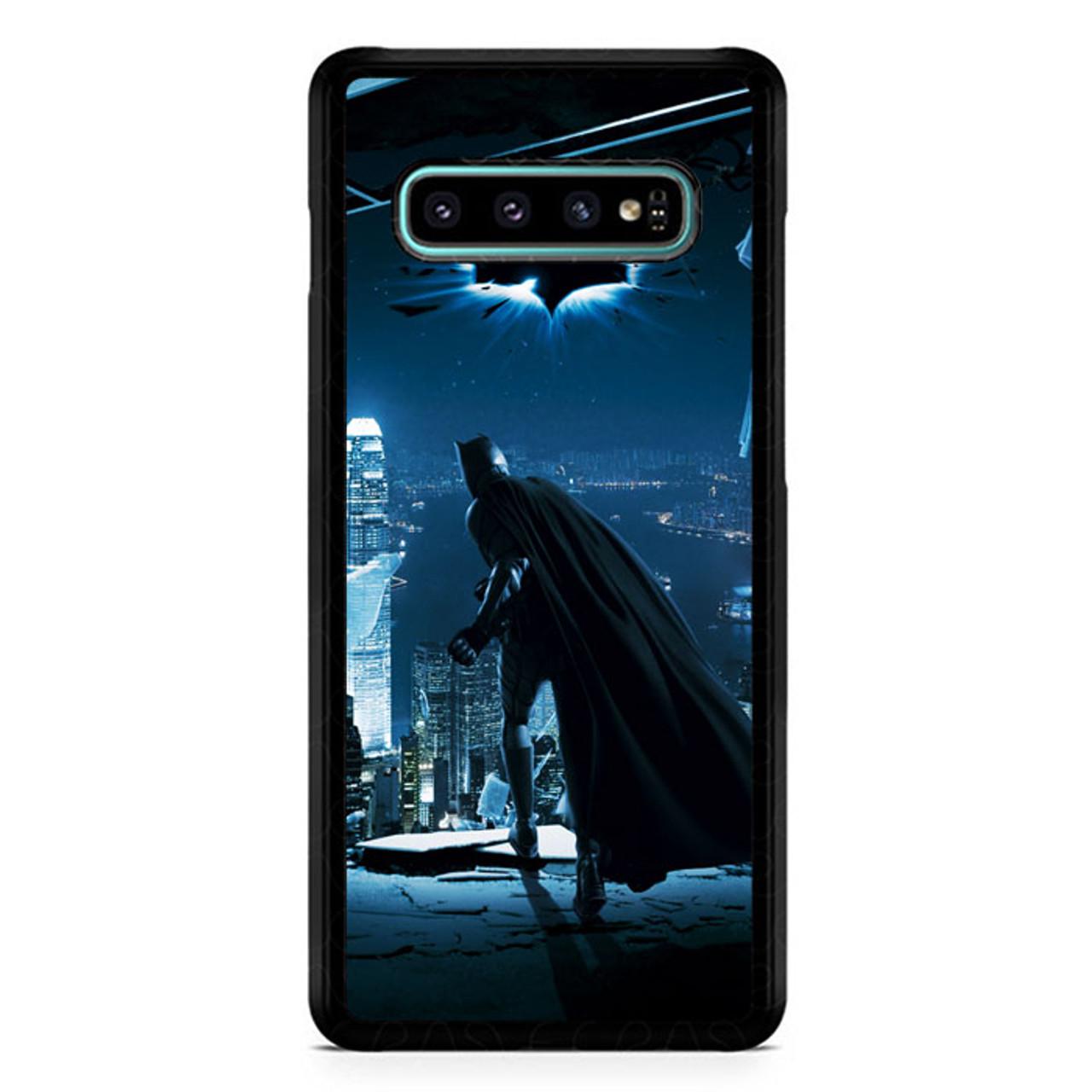Samsung S10 Plus Batman Wallpaper