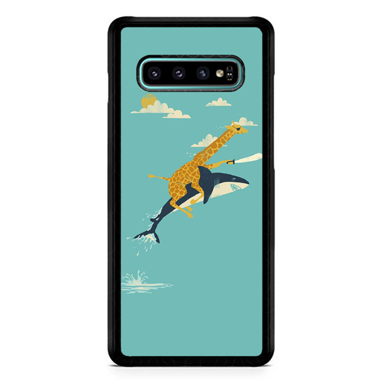 The Hockey Shark Samsung S10 Case