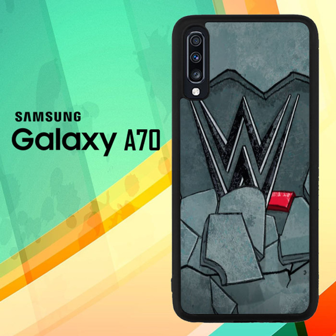 WWE Logo Wallpapers iPhone 6 Plus Cover