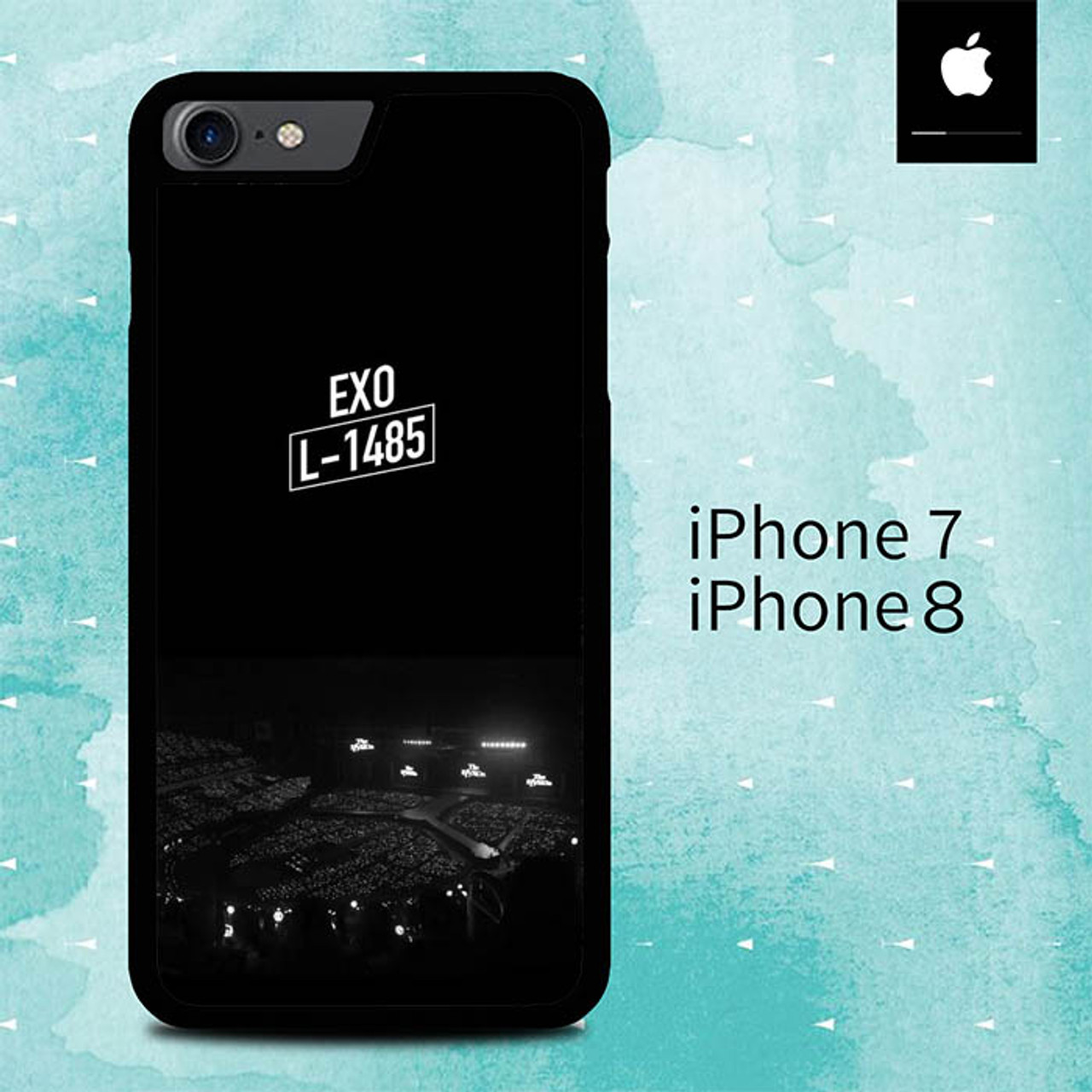 Exo Fanbase K Pop Exo L O5175 Iphone 7 Iphone 8 Case Flazzy Store