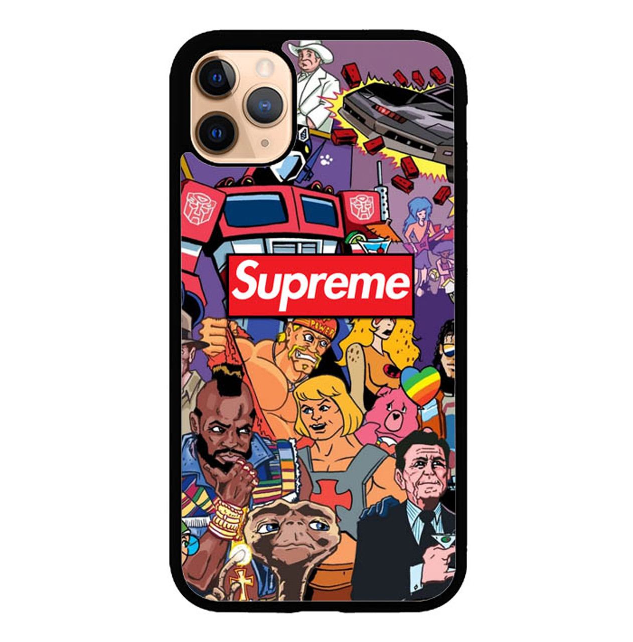 Supreme Wallpaper Peoples L2003 Iphone 11 Pro Case Flazzy Store