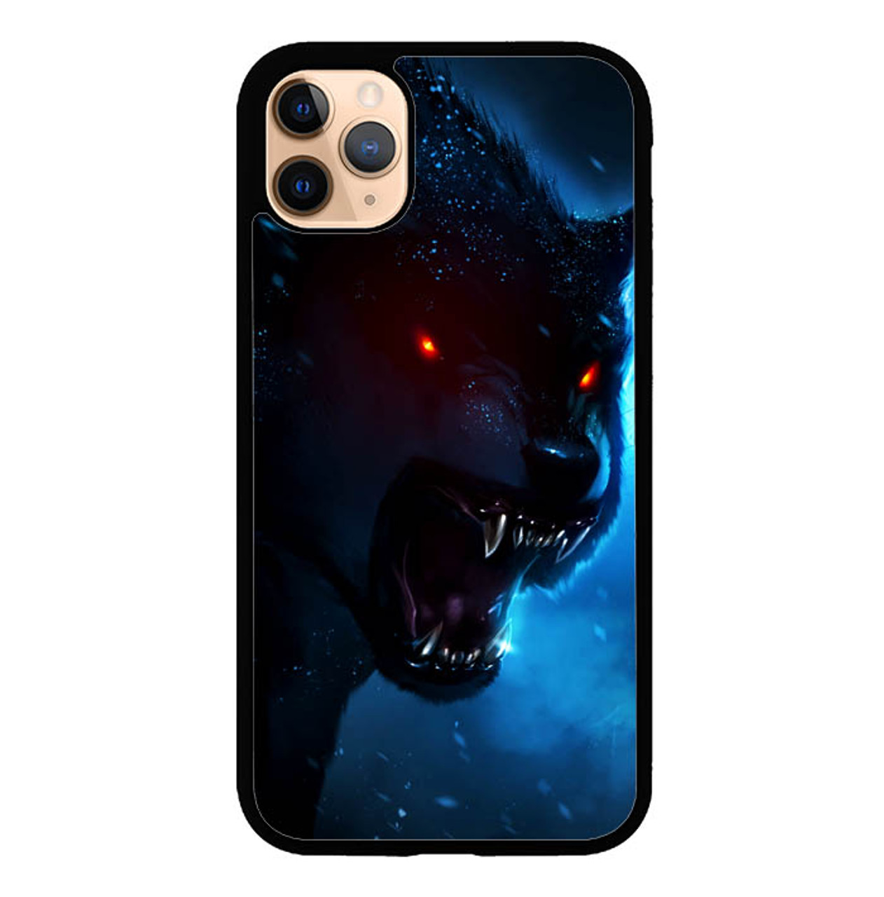 Wolf Wallpaper L0470 Iphone 11 Pro Case