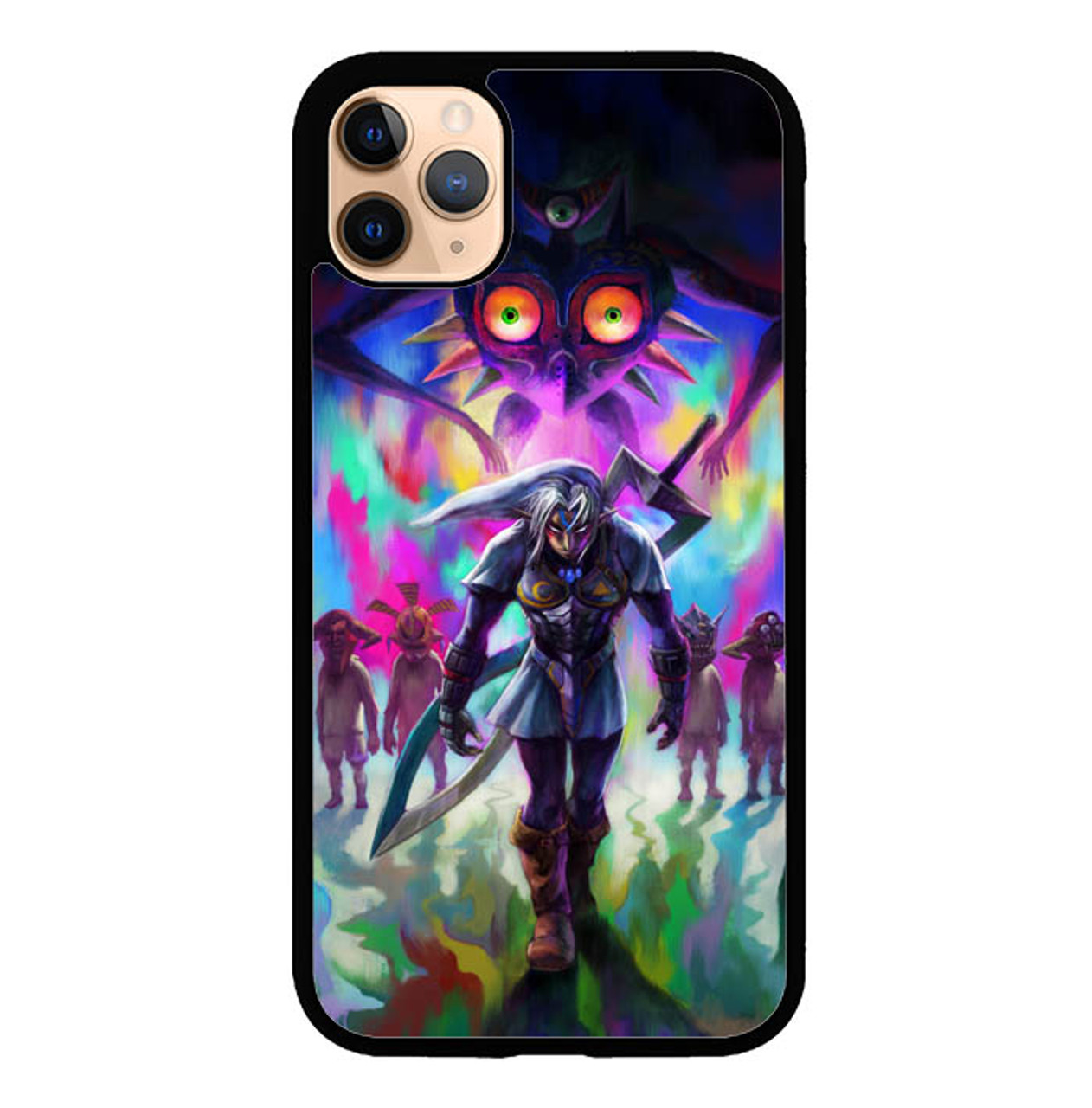 Majoras Mask iPhone 11 case