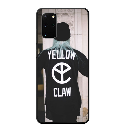 Yellow Claw Wallpaper J0314 Samsung Galaxy S20 S20 5g Case Flazzy Store