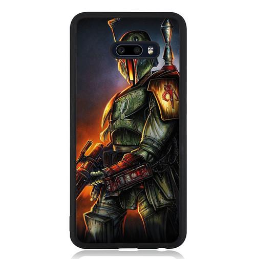 Boba Fett Star Wars Wallpaper Y0504 Lg G8 Thinq Case Flazzy Store