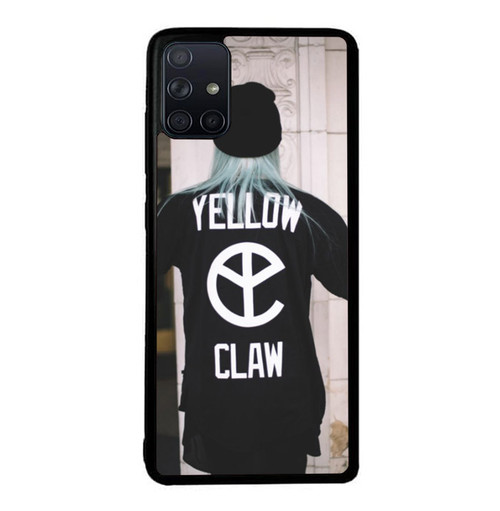 Yellow Claw Wallpaper J0314 Samsung Galaxy A51 Case Flazzy Store
