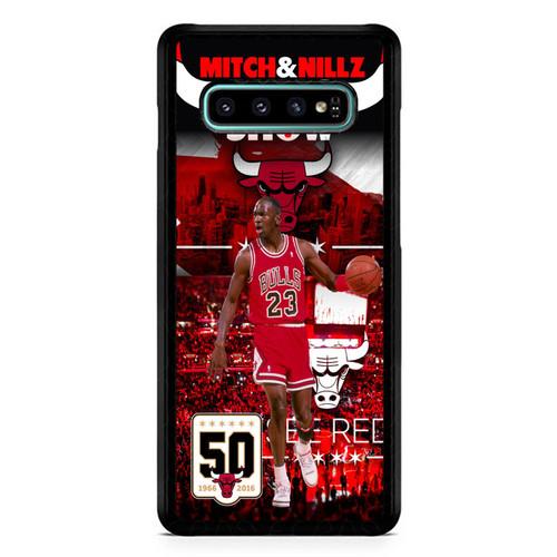 Air Jordan Wallpaper J0107 Casing Samsung Galaxy S10 Plus Premium Case